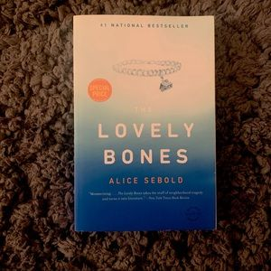 Lovely Bone by Alice Sebold book